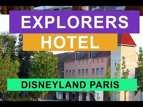 Explorers Hotel Disneyland Paris | Off site hotel near Disneyland Paris