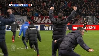 FC Twente - De Graafschap 12-12-2015