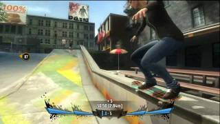 Shaun White Skateboarding Walkthrough - Part 3 [HD] (PS3/X360/PC/Wii)