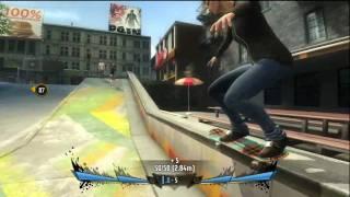 Shaun White Skateboarding Walkthrough - Part 3 [HD] (PS3/X360/PC/Wii)