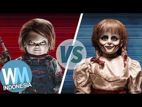 VERSUS: Annabelle VS Chucky | Siapa Boneka Terseram Di Film Horor !!