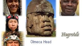 2443=01= Hiroshi Hayashis Line Theory+Olmeca in Mystery はやし浩司のライン理論+オルメカの謎 by Hiroshi Hayashi, Japan thumbnail