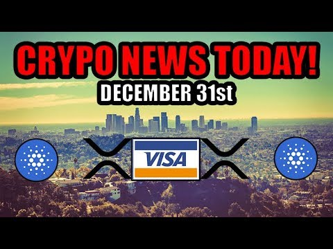 Visa Acquires Ripple [XRP] Partner! Cardano Ledger Support! Binance XRP Base Pairs! [Bitcoin News]