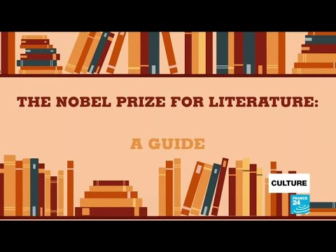 The Nobel Prize For Literature: A Guide