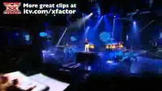 Matt Cardle sings Firework - The X Factor Live Final - X Factor Final Mattt Cardle Firework