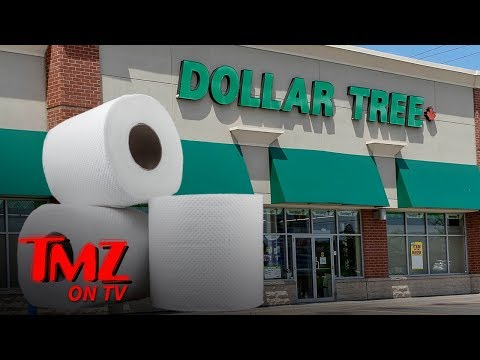 Coronavirus Fever Over Supplies Triggers Dollar Tree Confrontation | TMZ