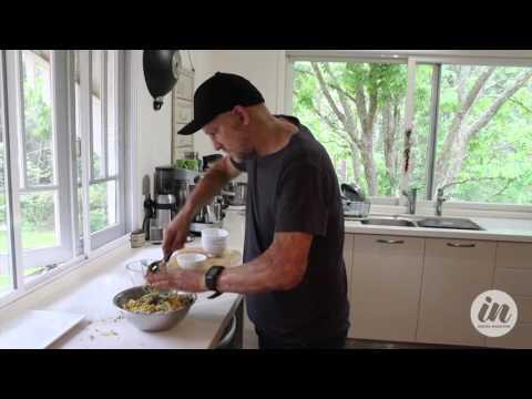 Spicy Sweet Corn Fritters with Raita | Seasonal Cooking with Matt Golinski