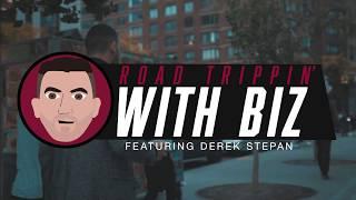 Road Trippin' with Biz: Derek Stepan