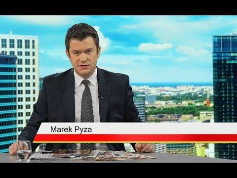 Marek Pyza - przegląd prasy