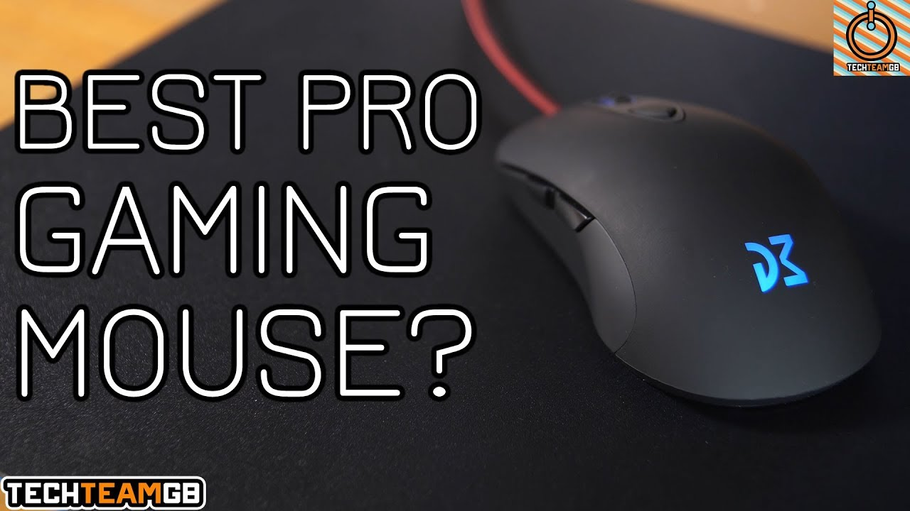 Dream Machines DM1 Pro S Review | Pro Gaming Mouse