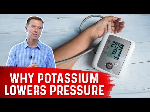 Why Does Potassium Work for Hypertension?