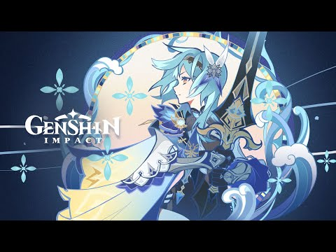 "Character Teaser - ""Eula: Midnight Encounter at the Tavern"" | Genshin Impact"