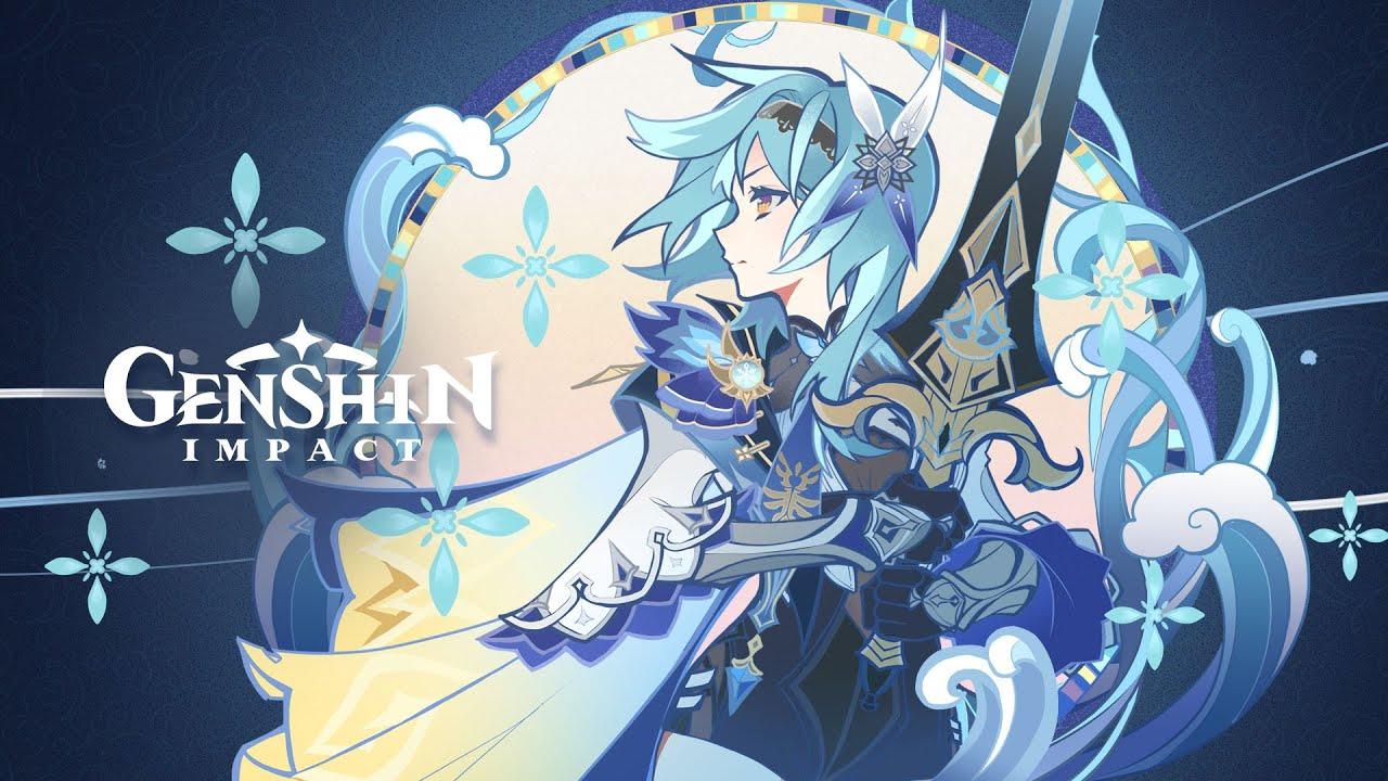 Cuándo comienza el banner de Eula en Genshin Impact?