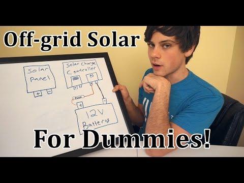 off-grid-solar-for-dummies:-beginner-basics