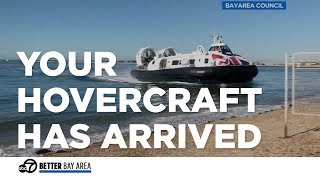 Hovercrafts as ferries? How this could happen in the Bay Area thumbnail
