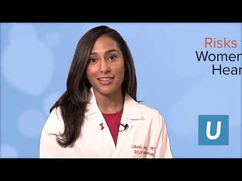Risks for Heart Disease in Women - Sheila Sahni, MD | UCLA Women's Cardiovascular Center