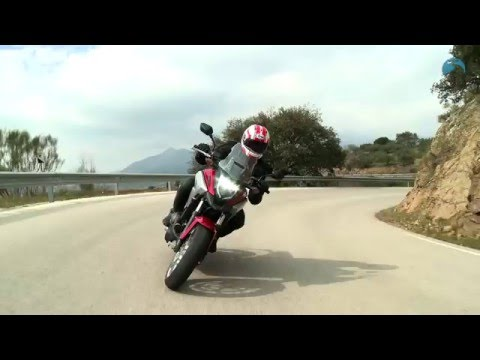 Honda NC750X (2016) Road Test & Review | Bike Social