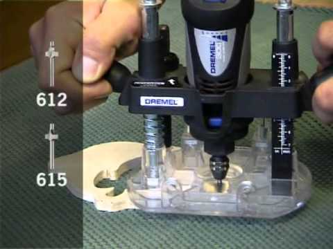 How to use dremel plunge router attachment origo diy tools youtube how to use dremel plunge router attachment origo diy tools greentooth Choice Image
