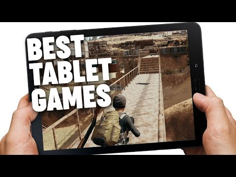 Top 25 Best Android Tablet Games 2019