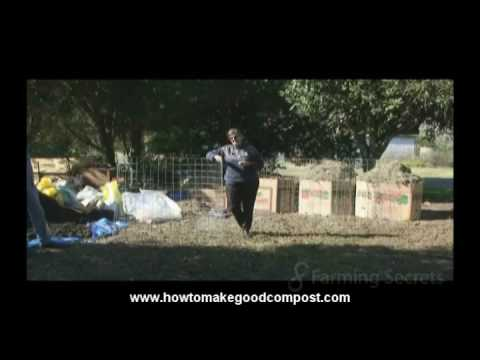 dr elaine ingham how to make organic compost