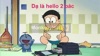 CHỦ TỊCH MỤN - Phần 1 (Chế Độ Ta Không Độ Nàng) | Nhạc Chế Doraemon