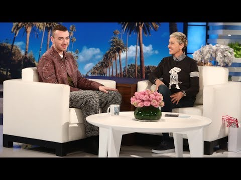 Sam Smith Addresses Oscar Controversy