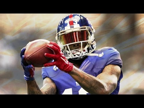 Odell Beckham Jr Highlights 2016-2017 - All Of Me