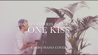 Calvin Harris & Dua Lipa - One Kiss (Piano Cover) [+Sheets]