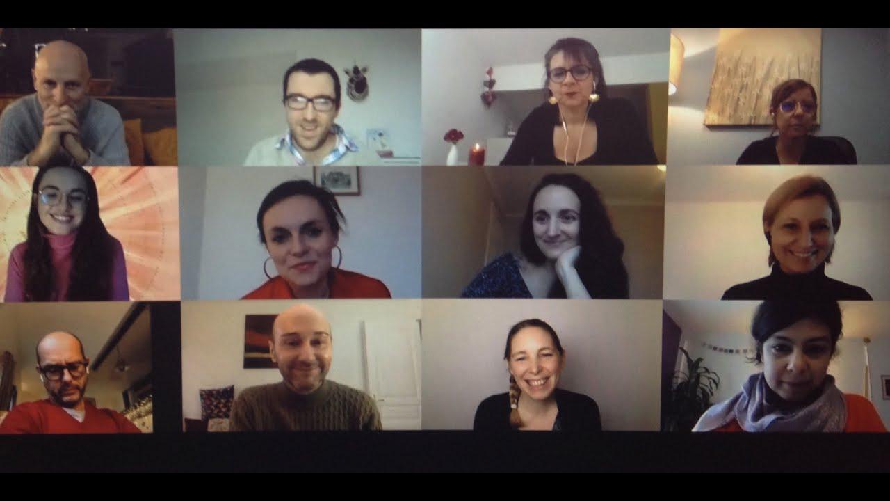 Table ronde organisée Surdouessence pour la journée de l'hypersensibilité - Merci à Alban Bourdy