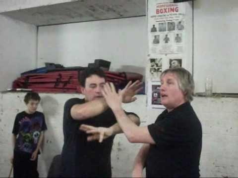 Martial Arts instructor Mr Terry Nixon JKD and Doce Pares Eskrima Seminar
