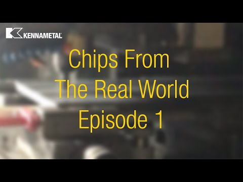 Chips From The Real World - Episode 1