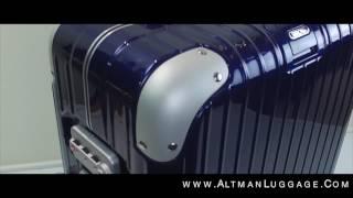 Rimowa Limbo Multiwheel Luggage - Unboxing