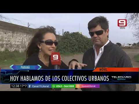 Sonia y la gente: los colectivos urbanos - parte 1