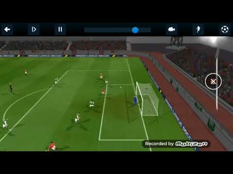 Dream league Soccer 2 brilliant headed goal by Fc Retro