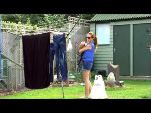 ASMR Hanging Out Laundry/Daily Chores 100 Positive Affirmations **Relaxation/Sleep Aid** Soft spoken