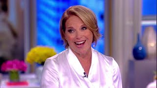 Katie Couric on State of Media and New Docuseries | The View