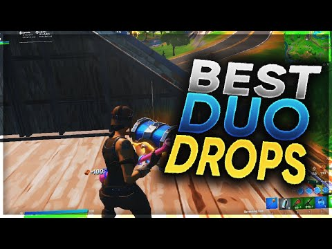 The Best Drop-Spots In Fortnite.. (Dropspots And Loot-Routes)