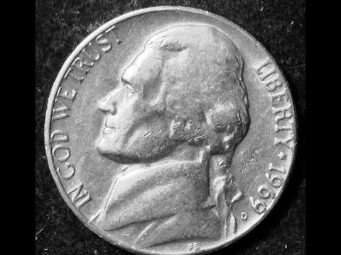 1969 D Nickel Sold For $30,000 In 2016. How To Tell If Yours Is As Valuable