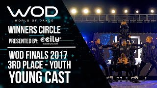 Young Cast | 3rd Place Upper | Winner's Circle | World of Dance Finals 2017 | #WODFINALS17