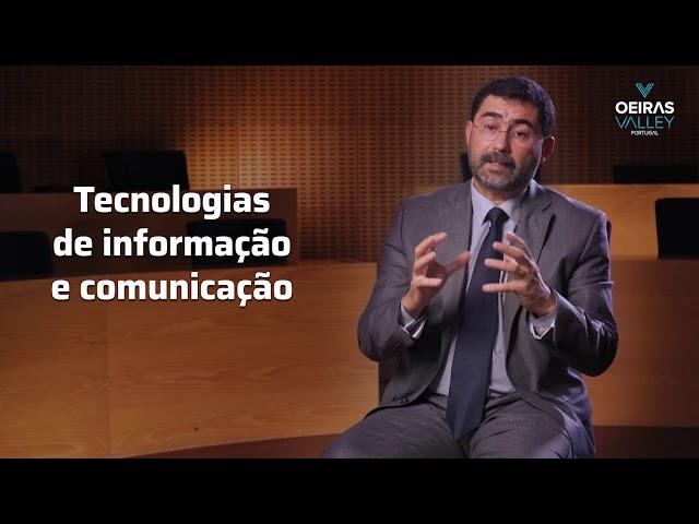 Oeiras Valley | Entrevista Prof. Rogério Colaço (Presidente IST) | Parte I