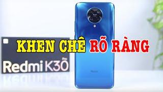 Đánh giá rất chi tiết Redmi K30 Pro Snap 865 RẺ NHẤT : KHEN CHÊ RÕ RÀNG