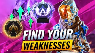 HOW TO GET BEṪTER AT APEX LEGENDS! (Apex Legends Tips, Tricks, and Guide to Self Improvement)