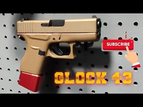 Glock 43 En Español