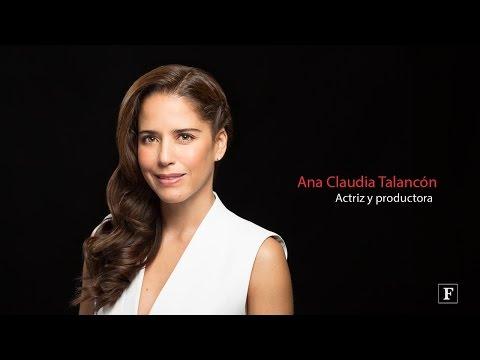 Mujeres Poderosas Forbes 2016. Ana Claudia Talancón
