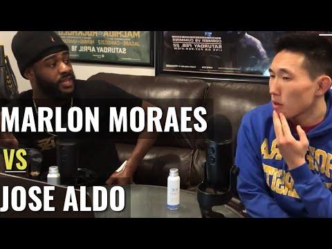 UFC 245 Preview: Marlon  Moraes vs Jose Aldo