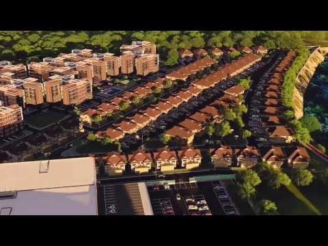 DUCING SAFARICOM'S CRYSTAL RIVERS  MALL AND GATED COMMUNITY