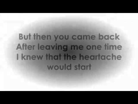 Sad songs that make you cry   Westlife   Please Stay Lyrics Video   YouTube
