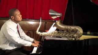 Chris Fleischer, Piano- When I Survey The Wondrous Cross /As Deer Long For The Streams