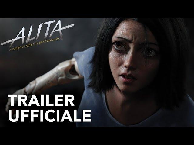 Alita: Angelo della Battaglia | Trailer Ufficiale HD | 20th Century Fox 2018