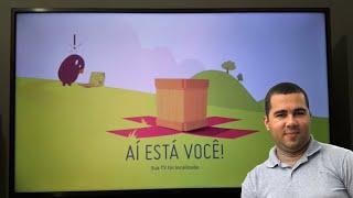 Configurações iniciais - Smart TV LG 49UH6500 - webOS 3.0 | Português do Brasil